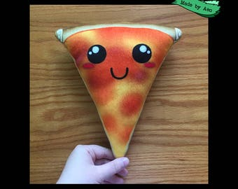 Cheese Pizza Plushie! - Ready to Ship