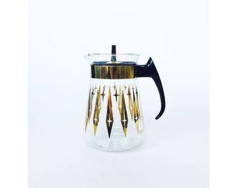 Mid Century Pyrex Coffee Carafe / Pitcher