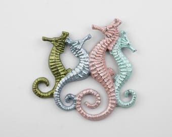 Charmant Seahorse Wall Decor,Seahorse Decor,Beach Bathroom,Beach Wall Decor