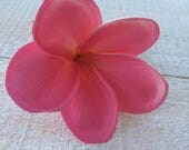 Plumeria headband - your choice of color - Moana inspired - photo prop