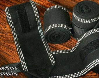 Bling Cuff Polo Wraps