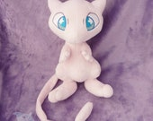 Pokemon Mew Plushie | Mew Plush Doll