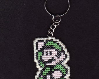 Luigi Keychain