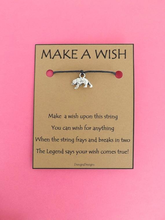 Bear Wish String