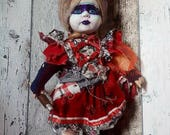 Lucy - Creepy OOAK Porcel...