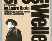 Orson Wells a Critical View by Andre Bazin
