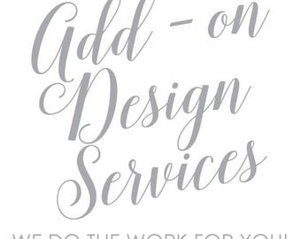 Design Services Add-On