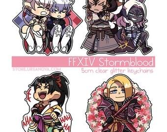 FFXIV Stormblood Charms