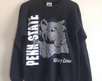 Pointillism Penn State Nittany Lions TNT Vintage Crewneck