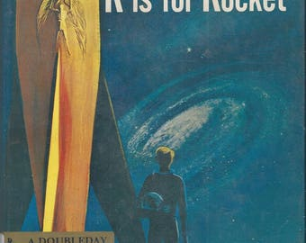 Ray Bradbury - R is for Rocket - FIRST EDITION - 1962