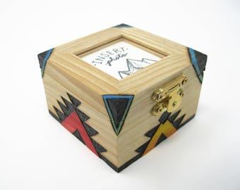 Southwest Shadow Box