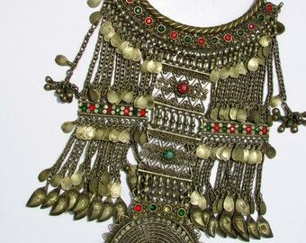 Choker Banjara Necklace Ornate