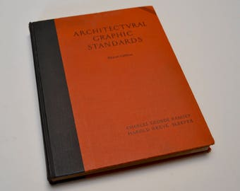 Architectural Graphic Standards Third Edition