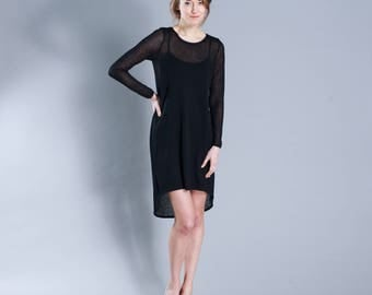 Night - sweatshirt dress