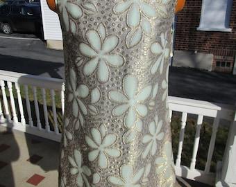 Vintage A-line Sleeveless Dress