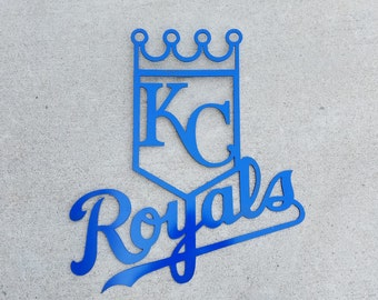 KC Royals Wall Hanging