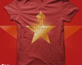 Starman Earthbound t shirt - Nintendo