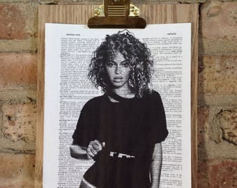 Bey Dictionary Print