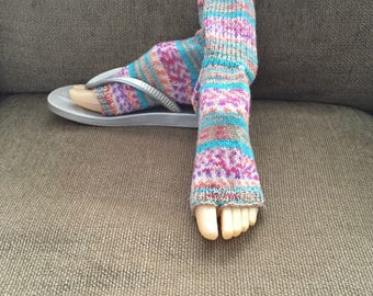 Pedicure / Spa socks - Merino wool