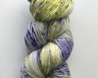 80/20 Superwash Merino/Nylon Sock 3/10-The Mash