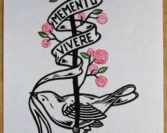 MEMENTO VIVERE - ROSES (Remember To Live)