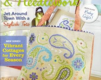Cross Stitch & Needlework magazine May 2012