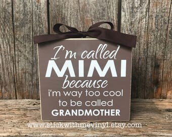 Grandmother gifts, gifts for grandmother, gift for her, grandma gift, gift for mom, personalized gift, Mother's day gift, Grandmother sign