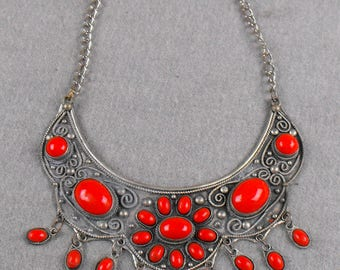 Vintage Bohemian Style Necklace