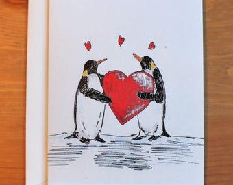 Happy Anniversary - Greeting Card