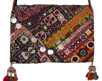 PAKISTANI BAG - Vintage large Pakistani Bag - Type 3