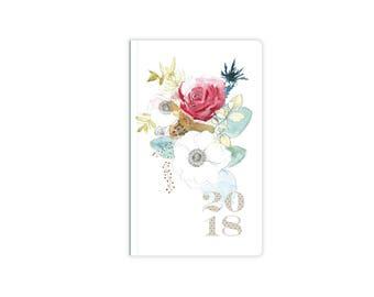 2018 Diary, gift woman.
