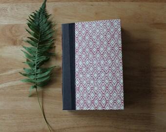 01 DREAM - hand-bound artist's sketchbook