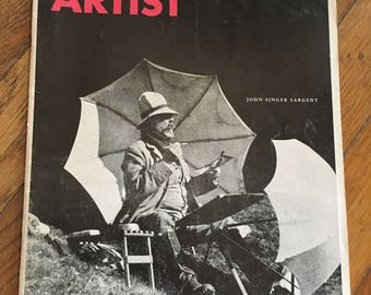 1955 American Artist Magazine