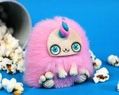 MONSTRICORNIO! Odd Dolls - Horror Cute - Spooky Doll - Monster Art Doll - ooak polymer clay doll - unicorn dolls - fantasy doll