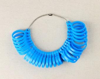 Plastic Ring Sizer   Free Shipping