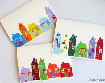 new apartment card   etsy