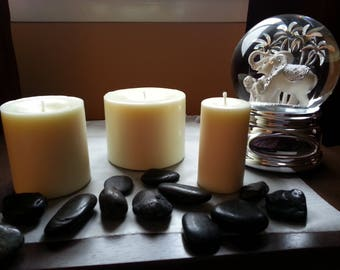 Soy Pillar Candles