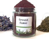 Dried Ground Sumac Gourmet Cooking Chef Foodie Gift