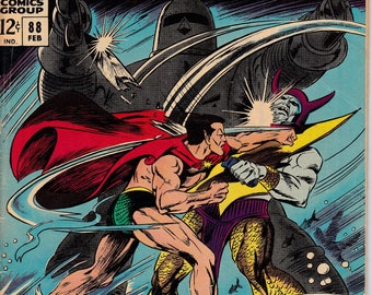 Tales to Astonish #88 (1959-1968 1st Series) - February 1967 - Marvel Comics - Grade Fine