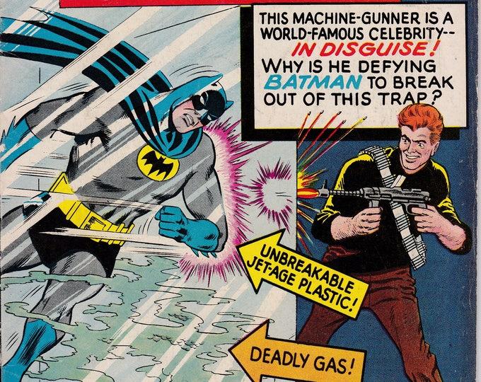 Featured listing image: Detective Comics #346  (1937 1st Series)  - December 1965  -  DC Comics - Grade VG/F