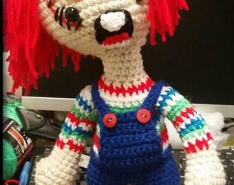 Crochet Chucky