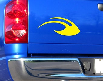University of Michigan Wolverines decal