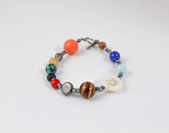 solar system bracelet - photo #19