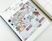 Let's Party // MINI Weekly Planner Kit (110+ Planner Stickers)