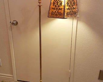 1920's Bridge Floor Lamp