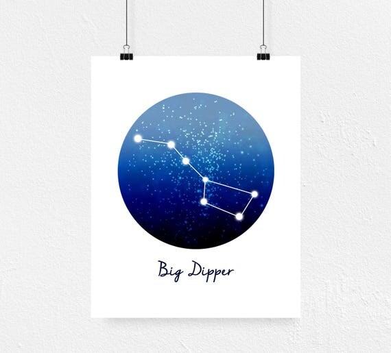 Big Dipper Print