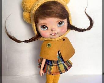 """Custom Blythe Doll """"Tilly"""""""