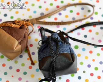 Bucket Bags for MSD BJD [Color Choice