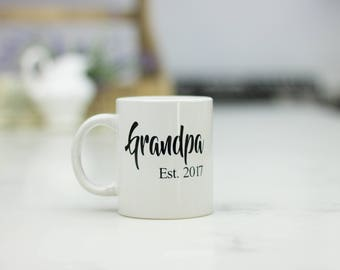 Grandpa,  Funny coffee mug, coffee lover, gift for coffee, coffee mug, funny mug, coworker gift, statement mug, gift for grandpa