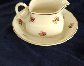 Alfred Meakin Small Bowl and Small Pitcher